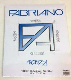 بلوک کاغذ طراحی فابریانو